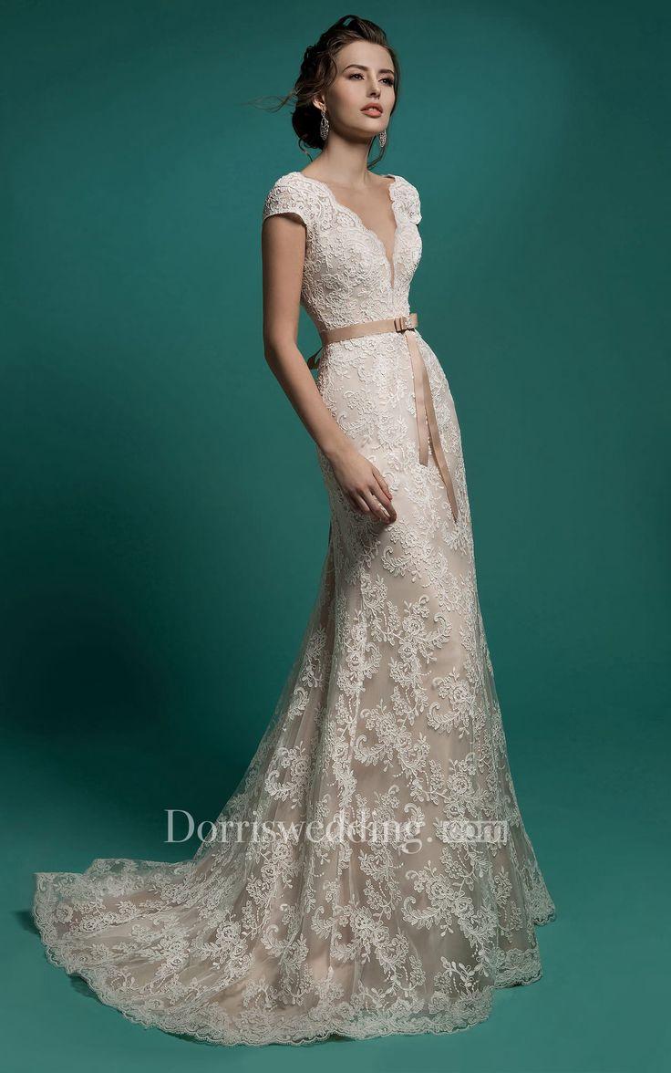 9 mejores imágenes de Vestidos novia en Pinterest | Vestidos de ...