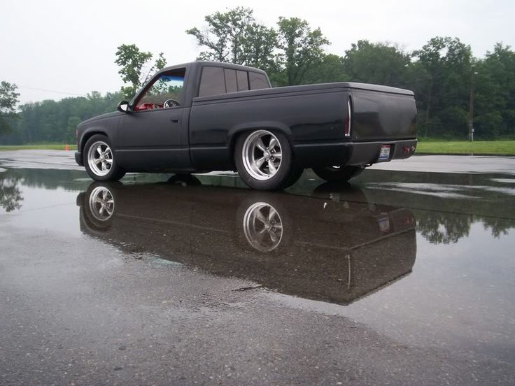 My mini tubbed 1500 - Chevrolet Colorado & GMC Canyon Forum