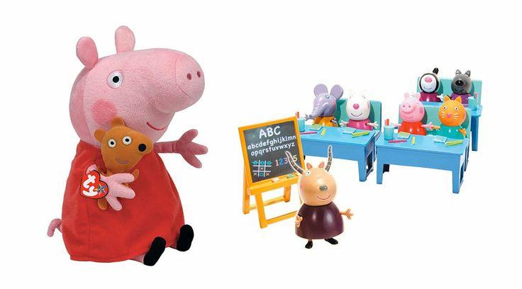 Dónde encontrar juguetes y juegos de Peppa Pig baratos