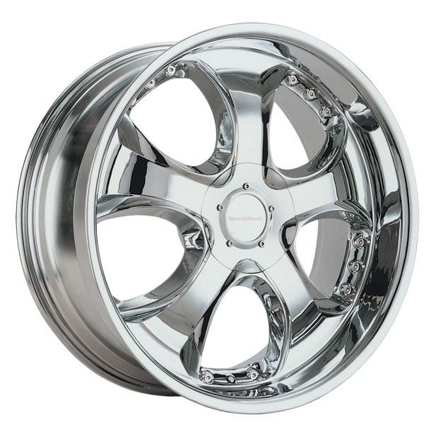 Chrome Truck Wheels Rims Find the Classic Rims of Your Dreams - www.allcarwheels.com
