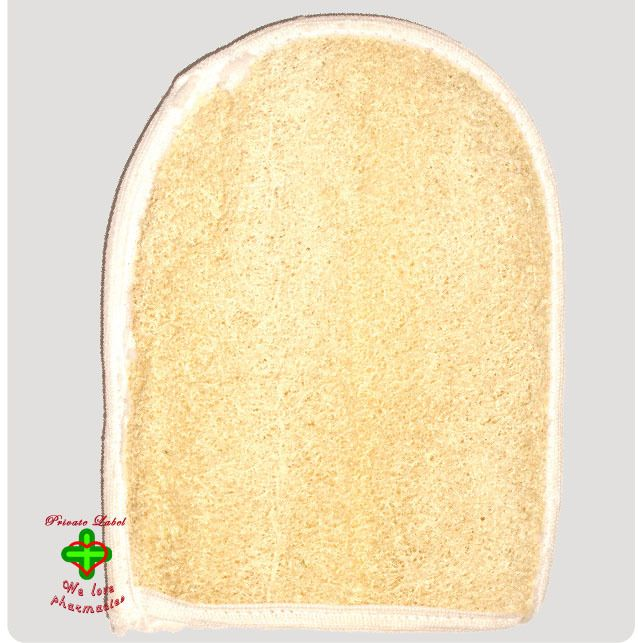 Σφουγγάρι γάντι Λούφα-πετσέτα