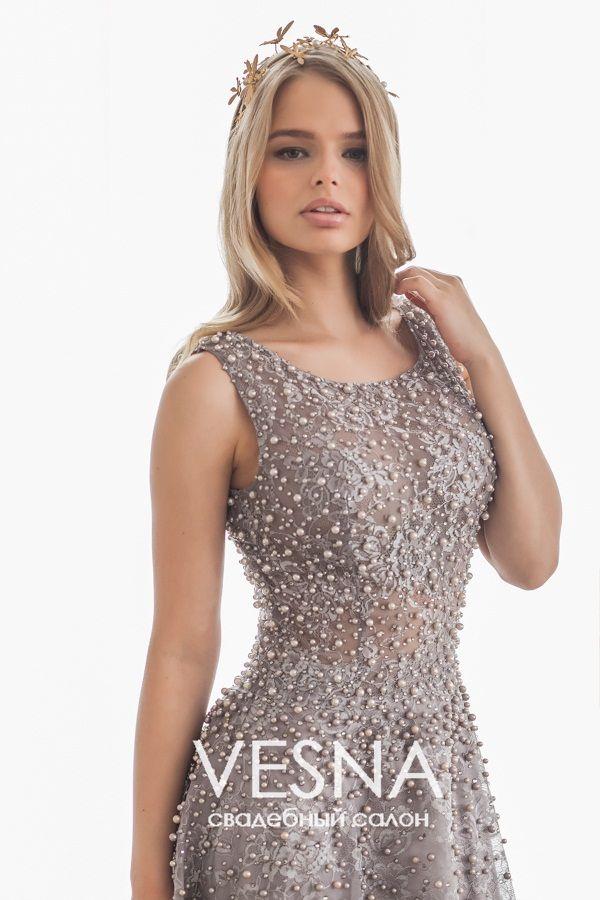 Свадебное платье Перла Грэй