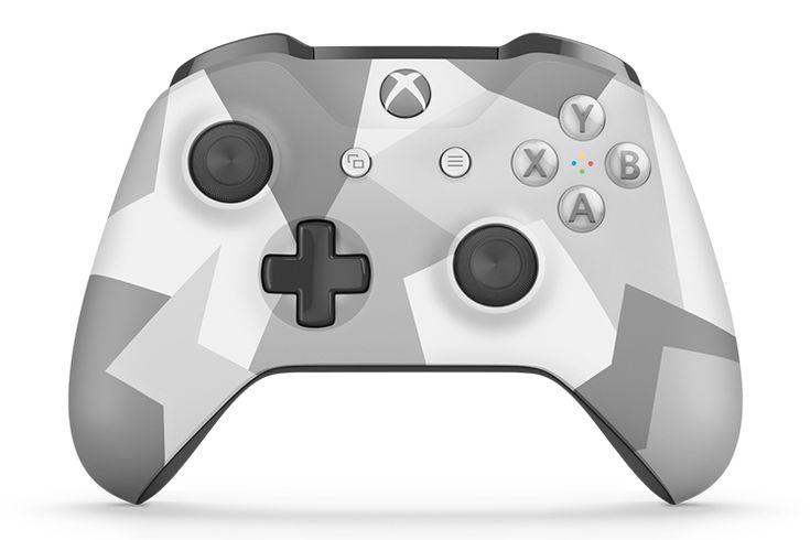 Беспроводной контроллер Xbox предстал в двух новых вариантах дизайна