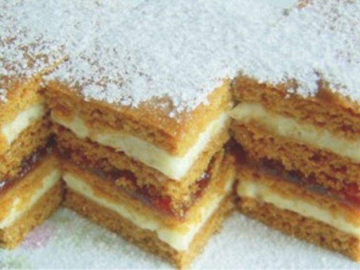 Prăjitură cu miere - Almanah Online
