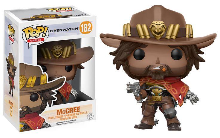 Overwatch - McCree Pop Figure [Pre-order]