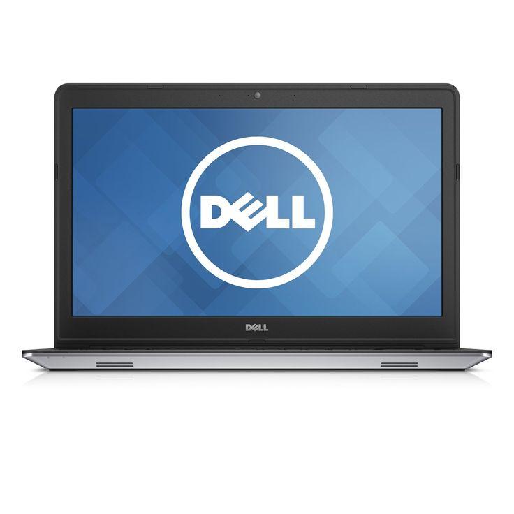 Dell Inspiron 15 5000 Series 15.6-Inch Laptop (i5548-2500SLV)