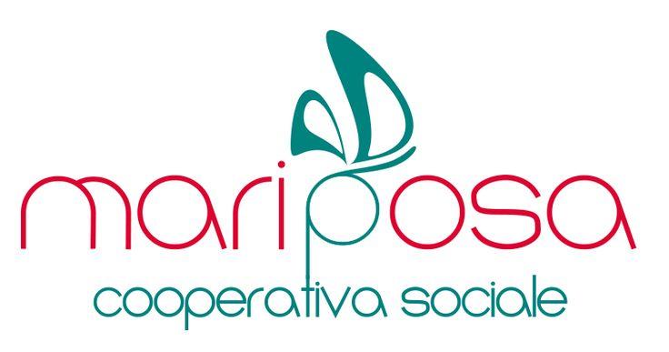 Logo della Cooperativa Sociale Mariposa visitateci! http://www.mariposacoop.it