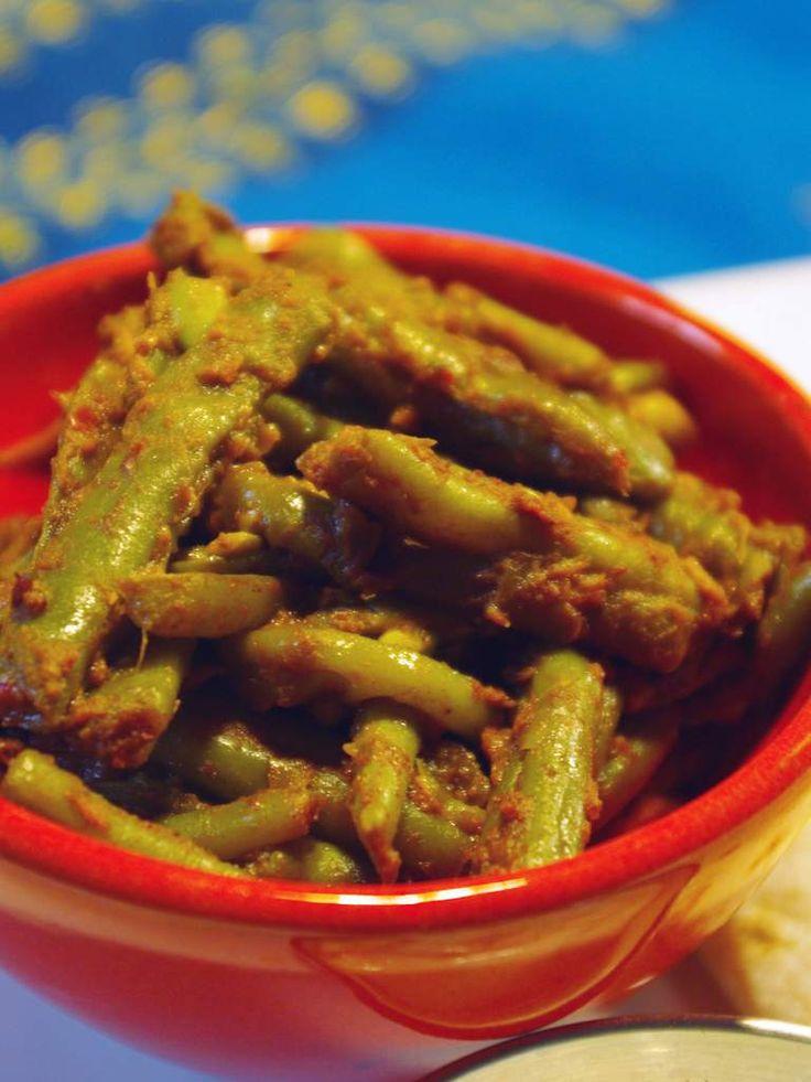 Les 25 meilleures id es de la cat gorie haricots verts - Cuisiner des haricots beurre ...