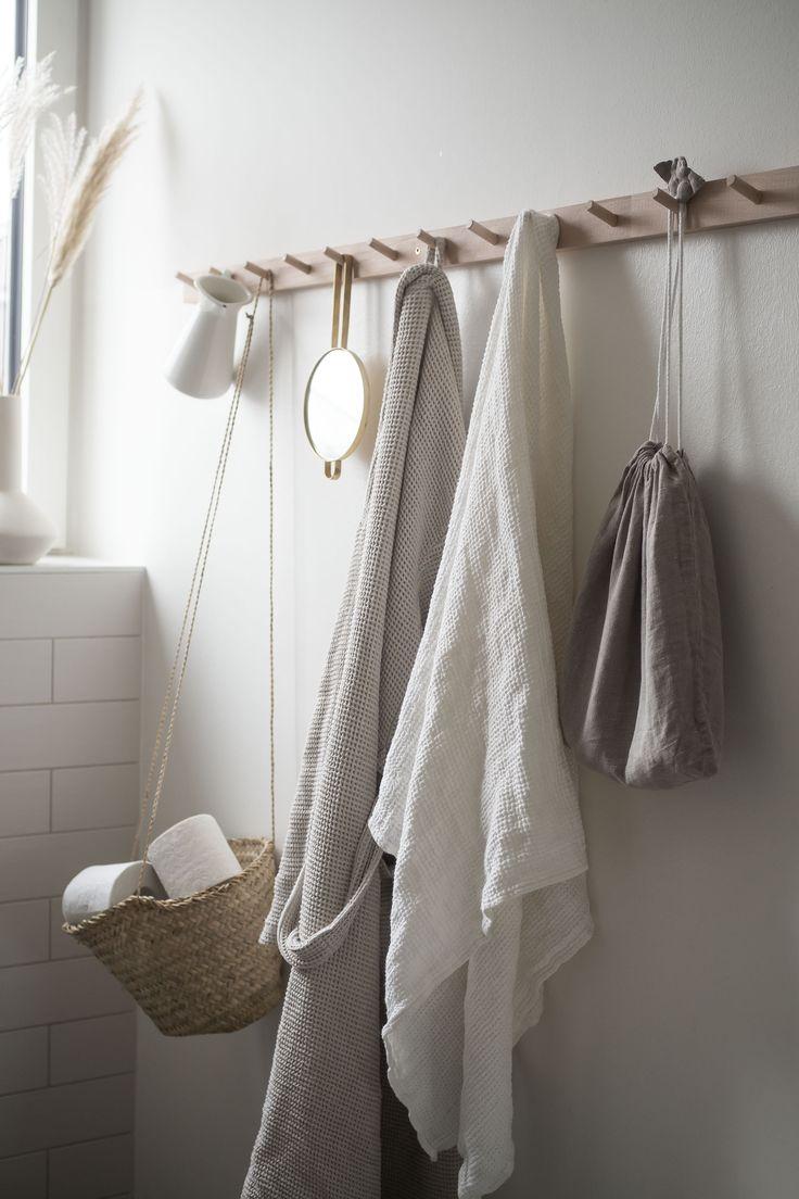 Textilien im Badezimmer. Ein Beitrag von A Pinch o…