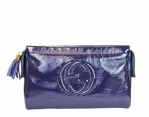 3ea257450e GUCCI Soho Tassel Patent Leather Cosmetic Case - Navy #mariskelately  #apparel #shopping #luxliving #luxuryshopping #onlinestore #beauty #bags  #style ...