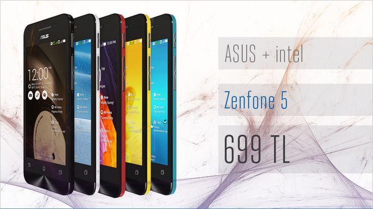 ASUS Zenfone 5 İndirim