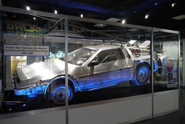Back to the Future: The Inside Story of the DeLorean Time Machine
