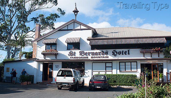 St Bernards Hotel - Tamborine Mountain