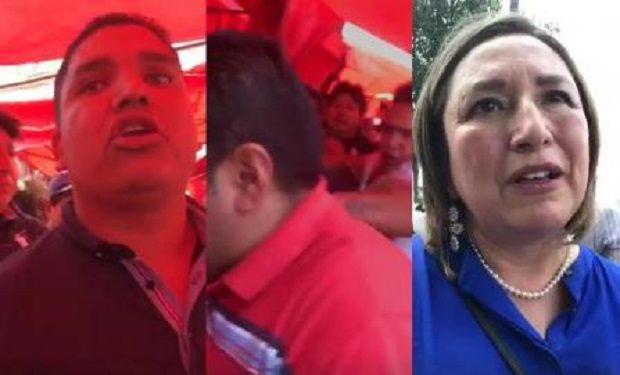 Xóchitl Gálvez acusa agresión en tianguis del Estado de México - http://www.esnoticiaveracruz.com/xochitl-galvez-acusa-agresion-en-tianguis-del-estado-de-mexico/