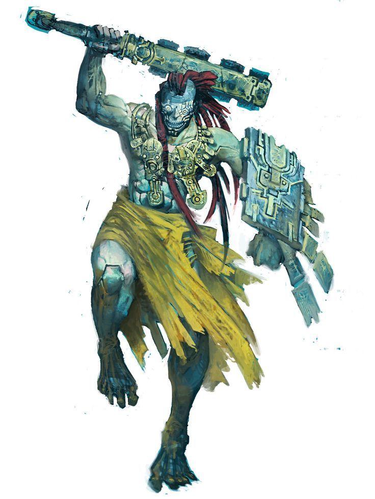 Gnomon Character Concept Design : Pin de ardashir lea en fantastica pinterest azteca