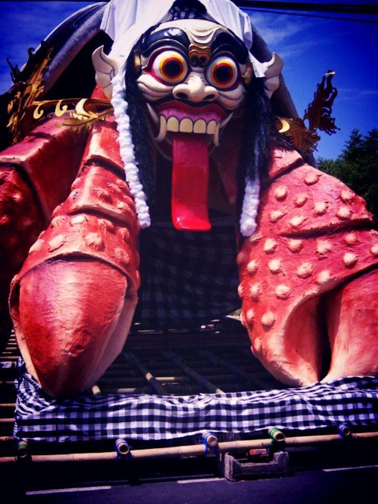 #ogohogoh #giant #crab
