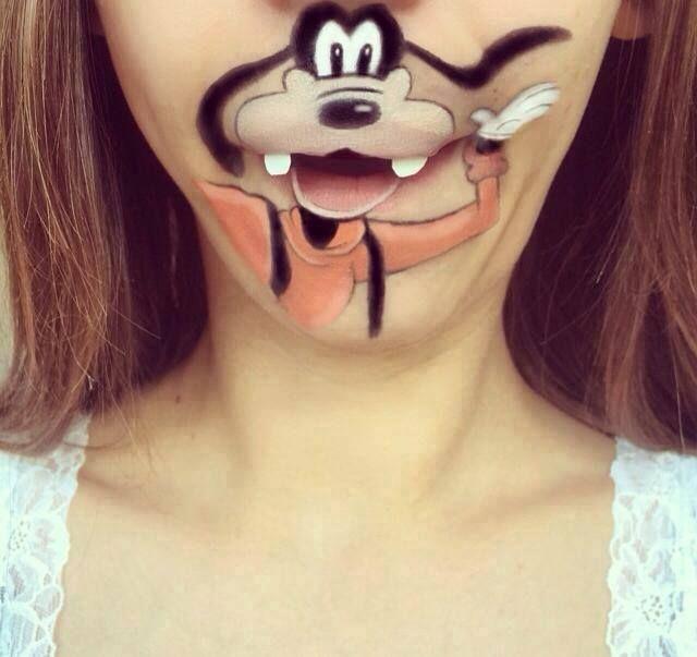 Spectacular Lip-Art Designs by Makeup Artist Laura Jenkinson