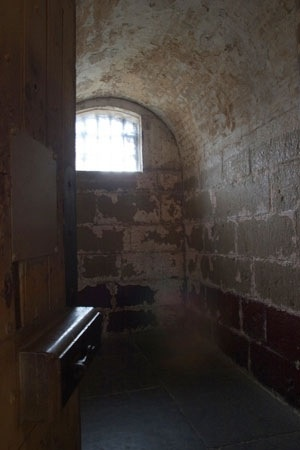 Ned Kelly's Cell, Old Melbourne Gaol