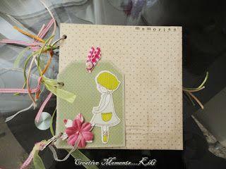 Creative Moments: mini album