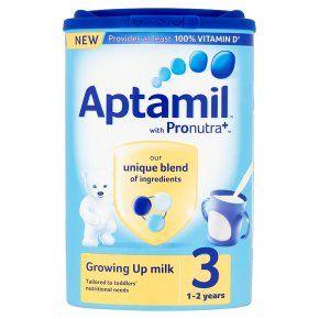 Aptamil growing up milk - toddler meal