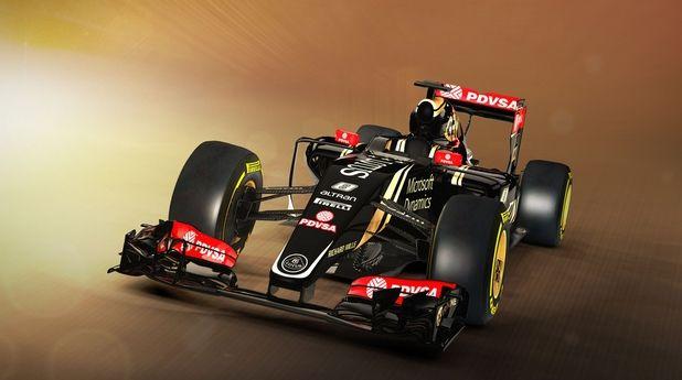 Présentation Formule 1 2015 : Lotus F1
