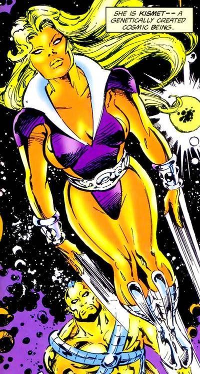 Favorite Marvel Heroes Female