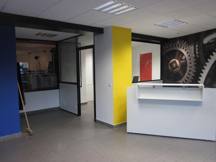 une agence d'intérim à Rennes | Agence, Chantier, Rennes