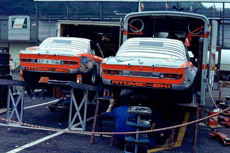 Schnitzer BMW Racing transport