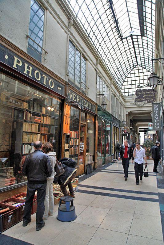Passage Verdeau - Paris 9