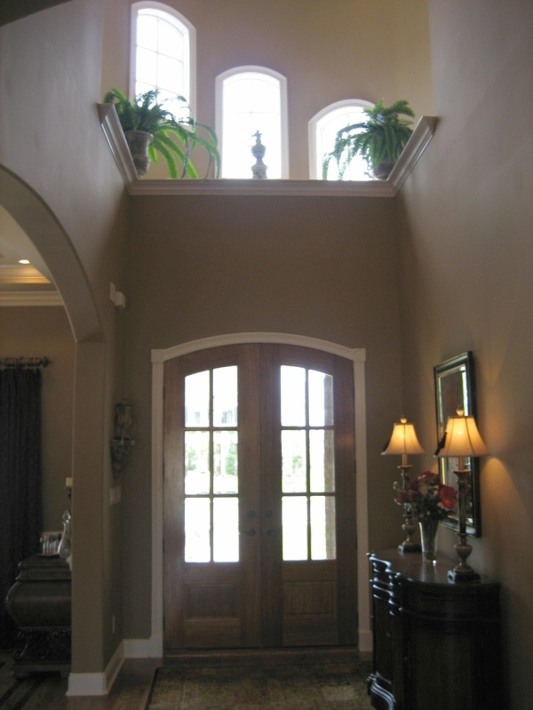 Foyer Window Quilt : Best niches images on pinterest entrance doors front