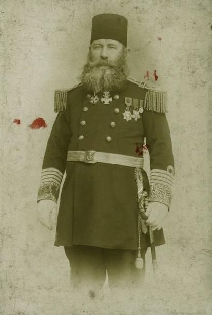 An Admiral Pasha (Bir Osmanlı Amiral Paşa)