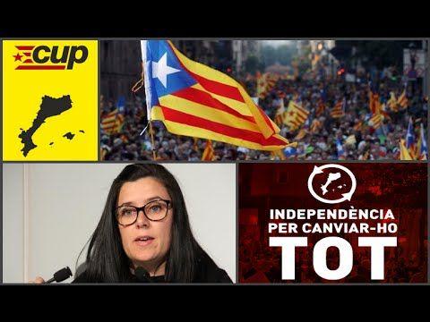 Isabel Vallet: independencia y socialismo en los Països Catalans - YouTube