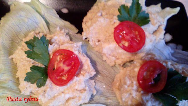 W kuchennym oknie Ewy: Pasta z wędzonego halibuta