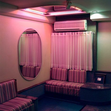 Vera van de Sandt and photographer Oster spent two years travelling around Brazil to track down the often elusive motels.