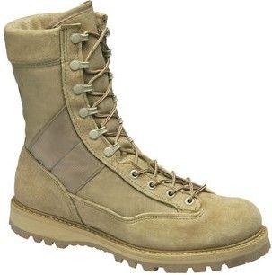 Corcoran 4380 - женские military боевые ботинки для жаркой погоды ― USA.WARVAR.RU - армейские ботинки, военная одежда, военная обувь, экипировка, берцы