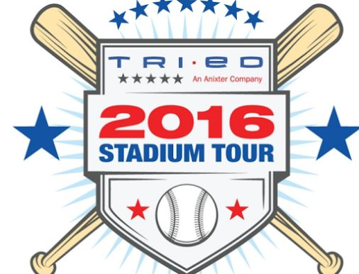 Tri-Ed Announces Its 2016 U.S. Stadium Tour Schedule | #TpromoCom #2016 #stadium #tour #schedule #security #distribution | Baseball season here, and with it comes the announcement of TRI-ED's 2016 Stadium Tour training program and schedule. TRI-ED and its supplier partners welcome customers to take part in a free day of training and product demos, an expo and a night of networking at the ballgame. http://ow.ly/5Pbd300k4JG