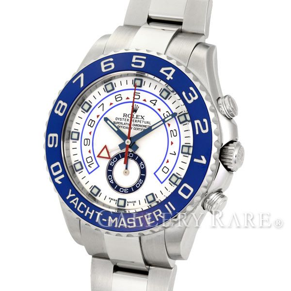 ロレックス ヨットマスター2 ルーレット ランダムシリアル 116680 ROLEX 腕時計