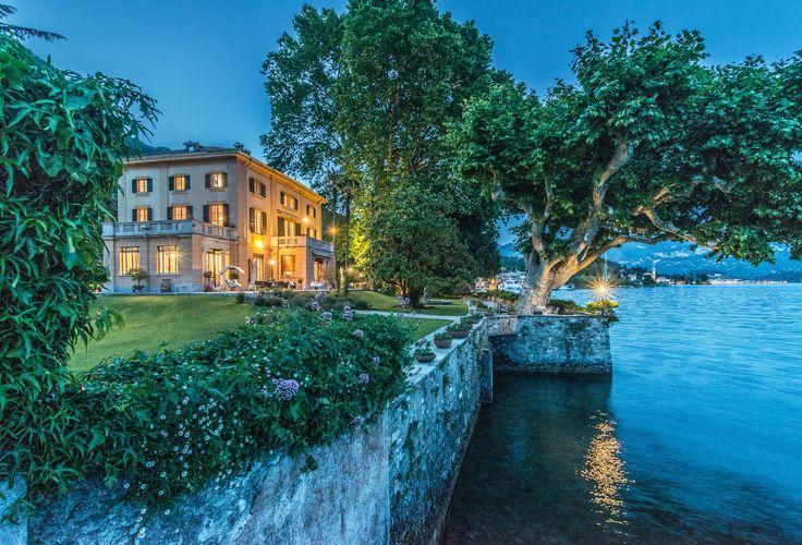 Villa I Platani - Mezzegra #LakeComoVille