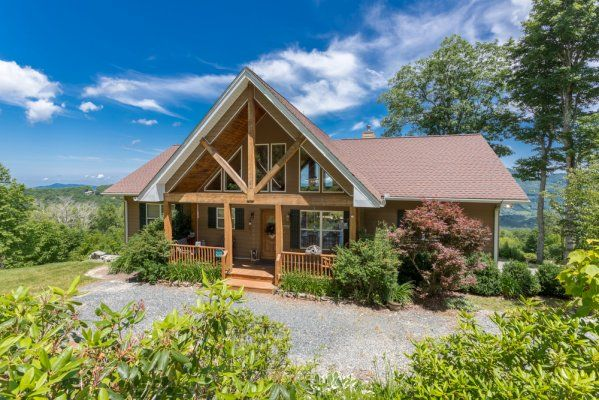 A Point of View - Cabin rentals in NC, NC cabin rentals, cabins in Boone NC