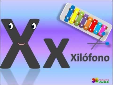El Alfabeto, Abecedario Para Niños, ABCS, Alphabet in Spanish for Children (Video Infantil) - YouTube