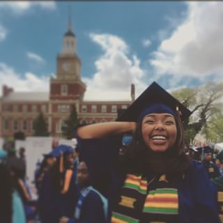 "When your future's so bright it blinds you. | 39 Photos Of Black Graduates Guaranteed To Make You Say ""YAAASS"""