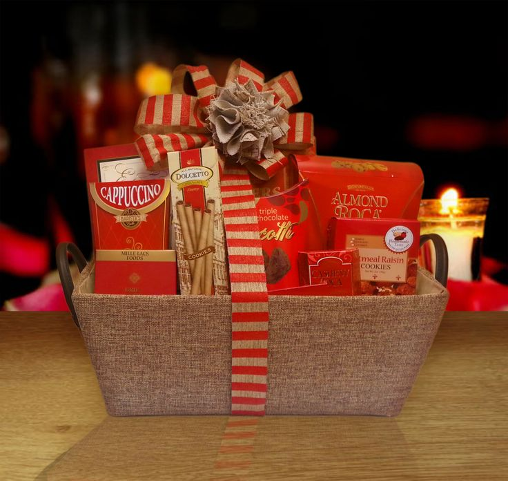 7 best Valentine's Day Gift Baskets images on Pinterest | Gift ...