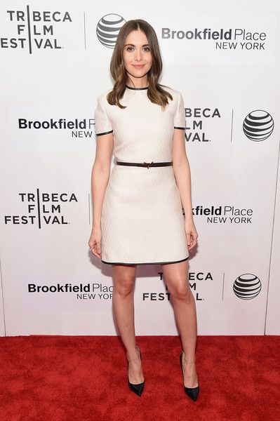 Alison Brie at the \