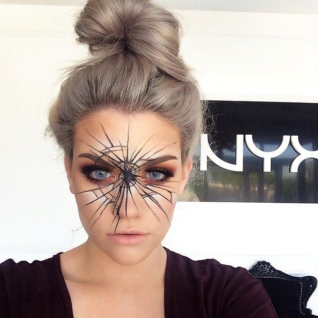 1000+ Ideas About Cracked Doll Makeup On Pinterest | Alice In Wonderland Costume Halloween Make ...