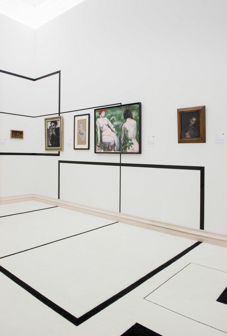 LE TEMPS DES COLLECTIONS / MUSEE DES BEAUX ARTS / ROUEN / 2014