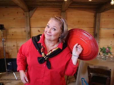 Food Network FARMHOUSE RULES   Nancy Fuller