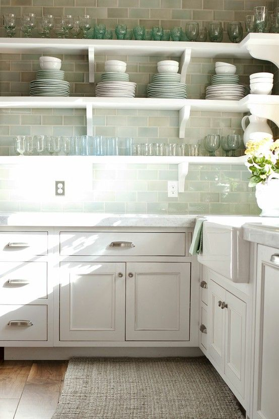 Restaurant Kitchen Backsplash 40 best beautiful backsplash [solid colors] images on pinterest