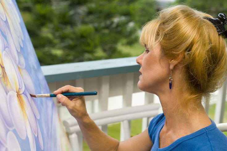 How To Become An Excellent Painter | www.drawing-made-easy.com | #learn #drawing