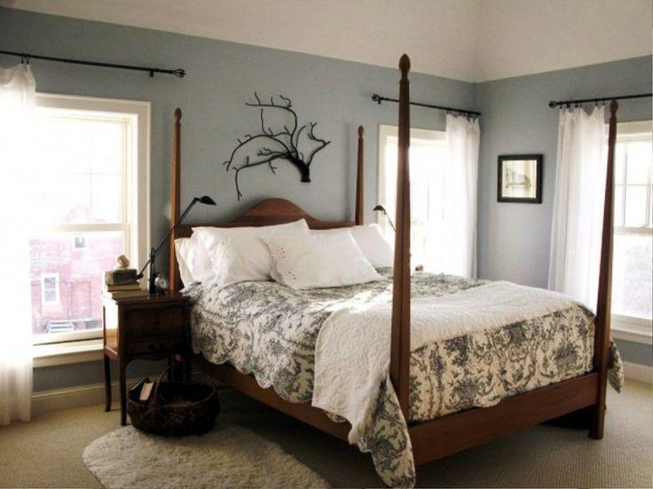 Cute Farmhouse Bedroom