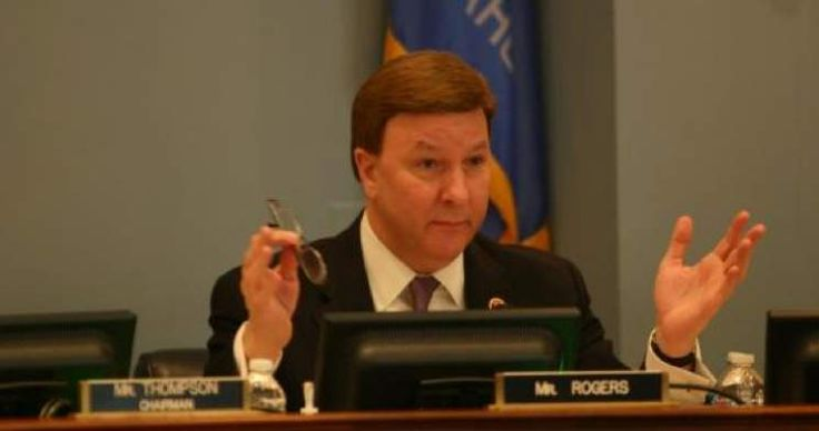 Congressman Mike Rogers Introduces Bill to Get U.S. Out of UN Take Action: http://www.jbs.org/issues-pages/get-us-out